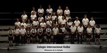 Acto de clausura del XIV Concurso de Coros Escolares de la Comunidad de Madrid (sesión de coros de excelencia) 12