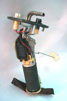 Conjunto aforador y bomba eléctrica de depósito