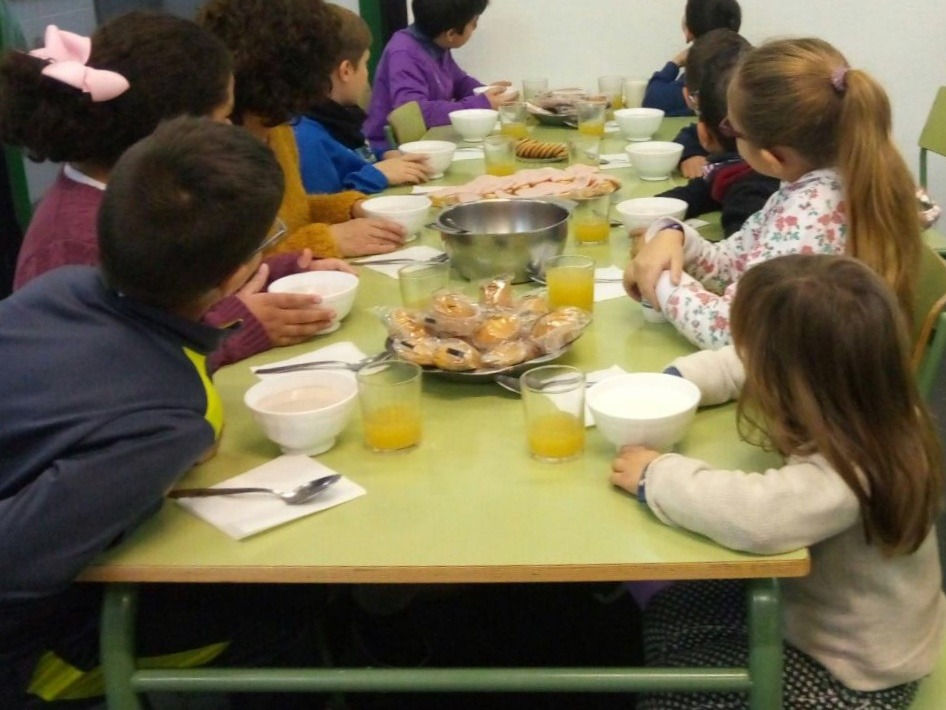 Desayuno Escolar 4