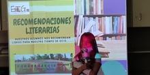 Recomendaciones literarias en primero de primaria