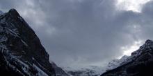 Montaña Fairview (2744) y Monte Niblock (2976m), Lago Louise, Pa