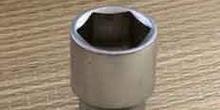 Llave de vaso hexagonal