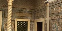 Detalle sala, Museo del Bardo, Túnez