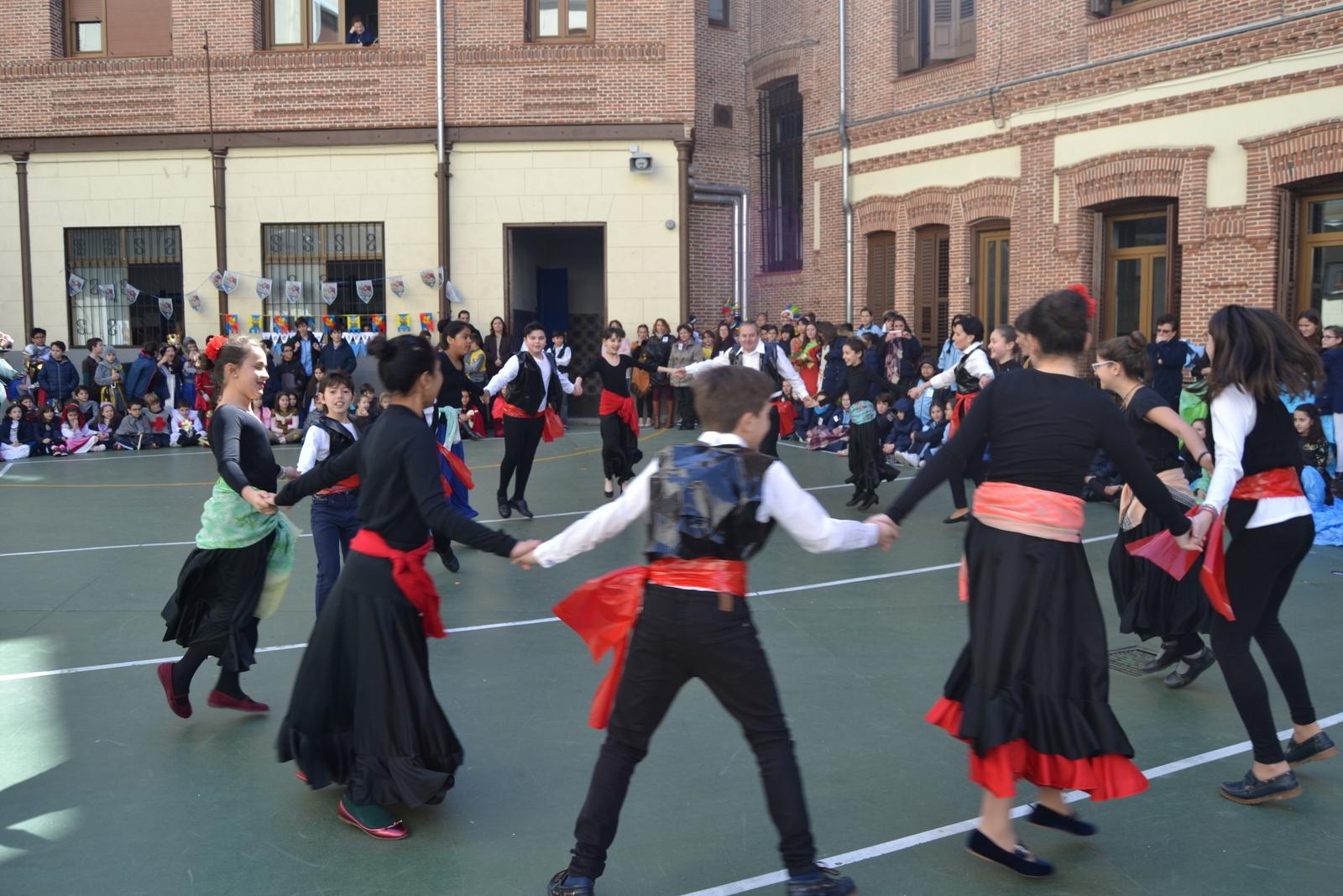 Jornadas Culturales y Depoortivas 2018 Bailes 3 15
