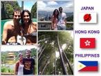 Japan, Hong Kong and Philippines