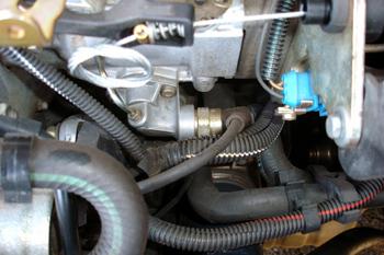 Bomba Inyectora VE. Electroválvula de regulación de avance
