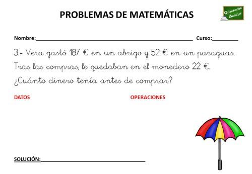 PROBLEMA MATEMÁTICAS 24 DE ABRIL