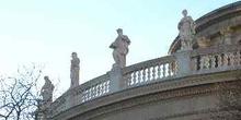 Esculturas en la Basílica de San Esteban, Budapest, Hungría