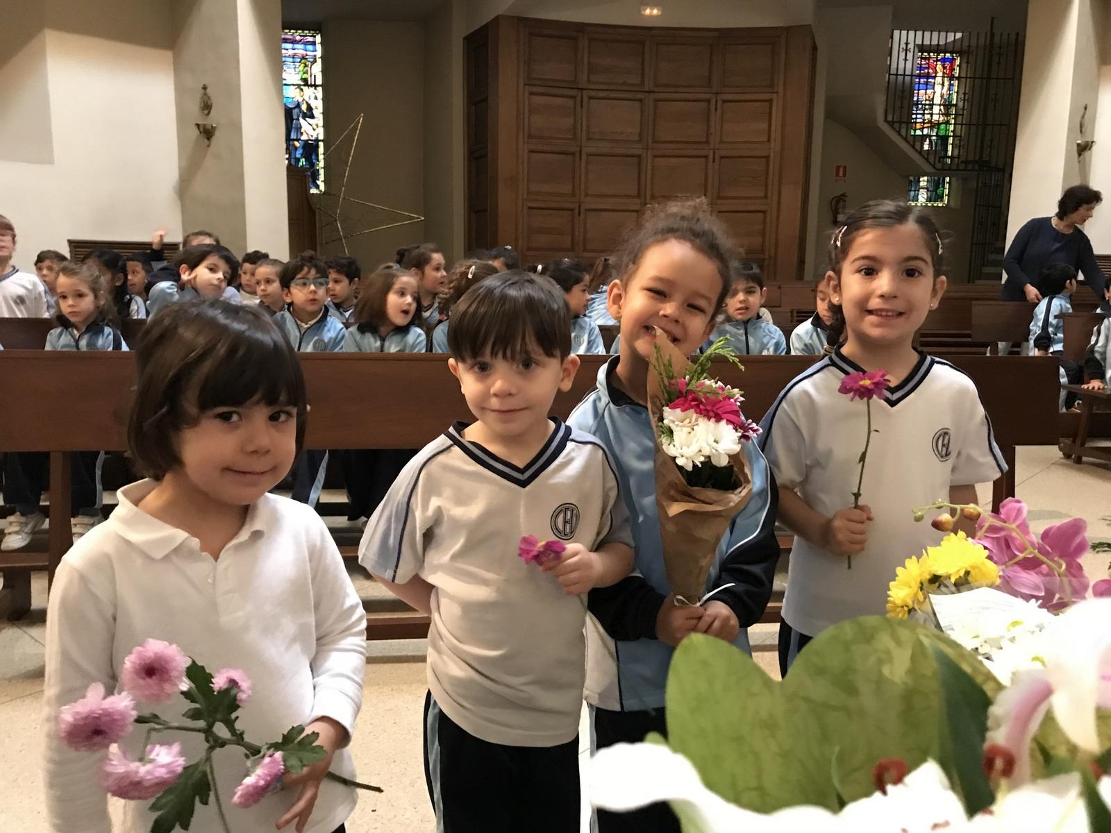 Flores a María - Educación Infantil 2 8