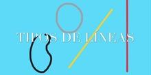 INFANTIL - 4 AÑOS B - TIPOS DE LÍNEAS - FORMACIÓN