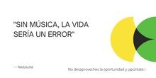Optativas Música
