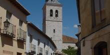 Iglesia parroquial de Santa María la Mayor de Colmenar de Oreja