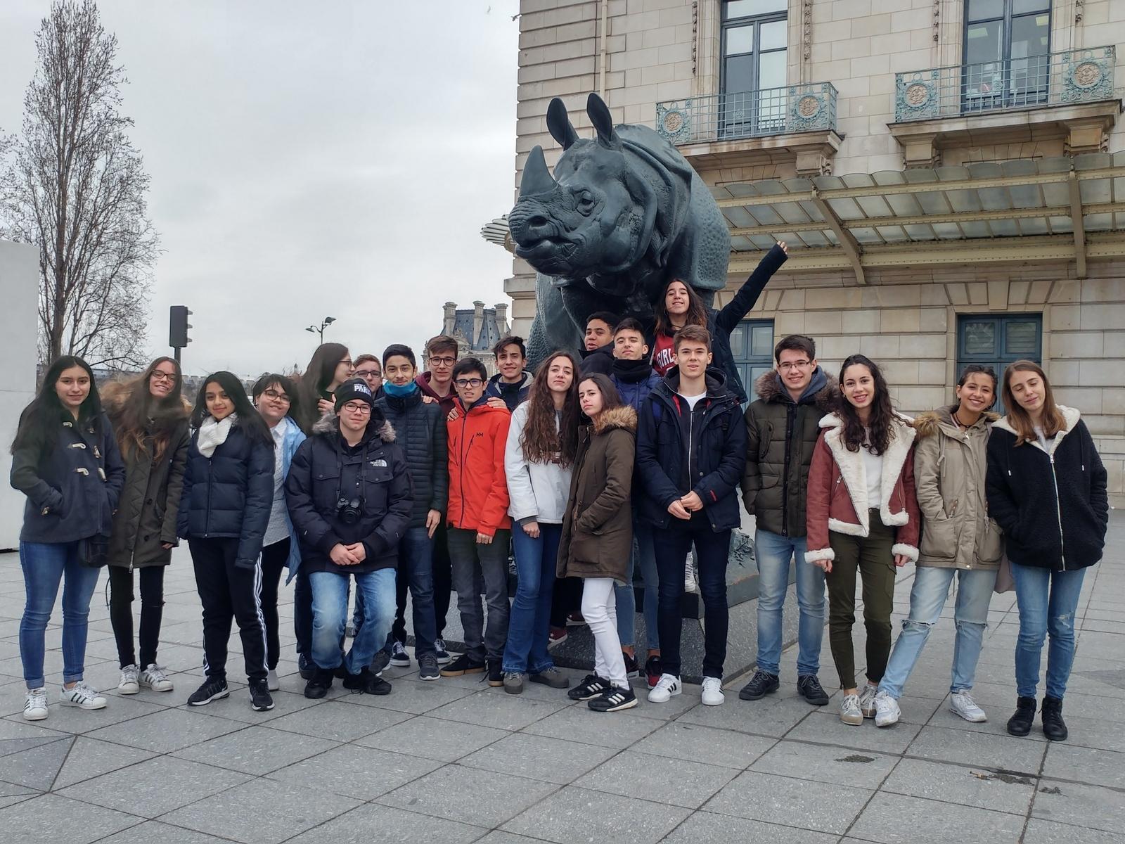 Viaje Cultural a Paris 4º ESO 17