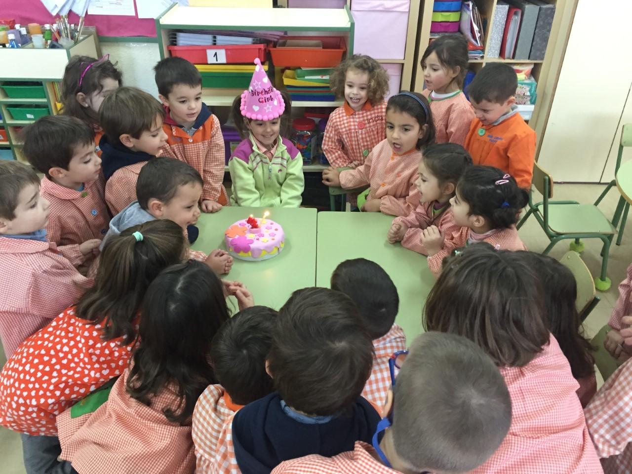 Cumpleaños Isabel 4