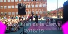 Fiesta de fin de curso 2018/19
