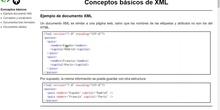 XML Conceptos