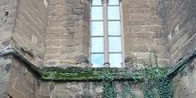 Cabecera gótica, Huesca