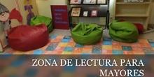 Biblioteca CEIP Mariana Pineda