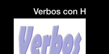 Verbos con H