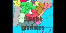Spanish provinces