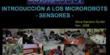 Seminario de introducción a la Microbótica - Uso de sensores en robots móviles