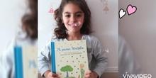 CEIP Poetisa Celia Viñas Día del libro 2020 clase 1°A