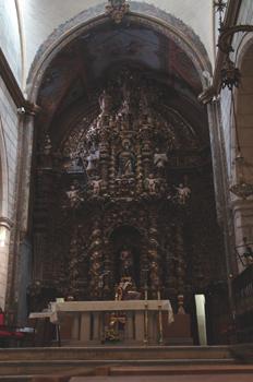 Capilla, Catedral de Badajoz
