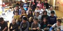 4º A Coro de niños. Instrumentación
