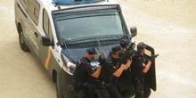 Salida 2º y 3º de Primaria a la exhibición Policía en las Ventas.Oct.19 5