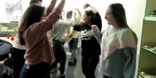 Proyecto Erasmus+ Preparando Workshop - Bailar sevillanas