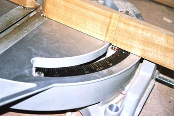 Escala métrica para corte angular