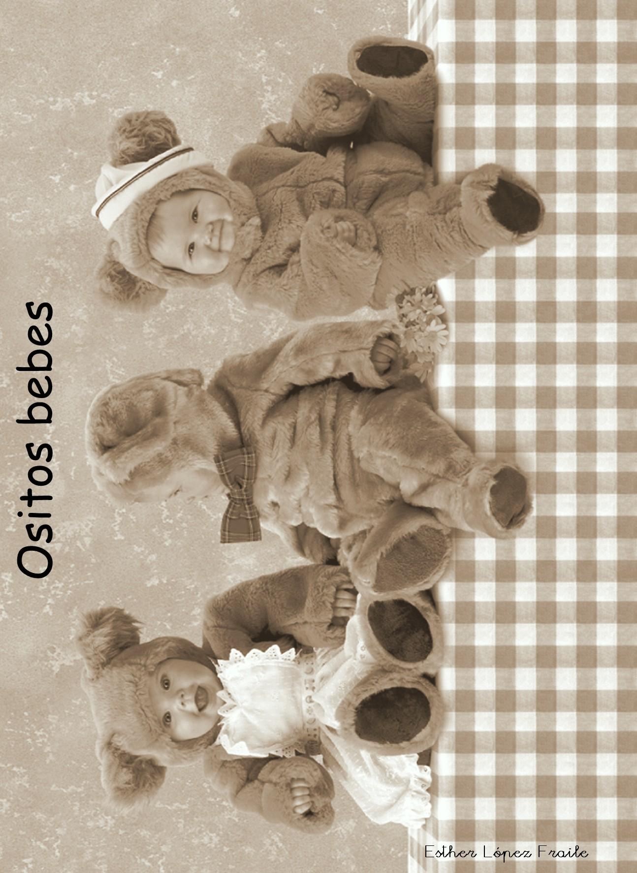 Ositos Bebes