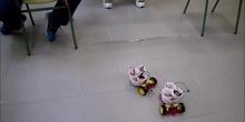 4º ESO, 1º Y 2º BACHILLERATO Un vehículo electroquímico para explorar Marte