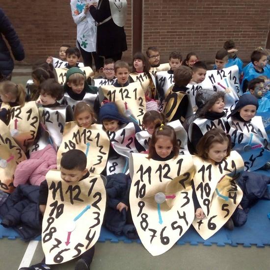Carnaval 2017 Educación Infantil 4