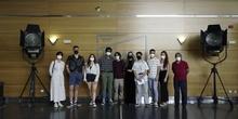 Fotos Entrega de Premios V Edición de Cortos Lengua extranjera