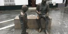 Monumento a José Saramago (Conil de la Frontera) 5