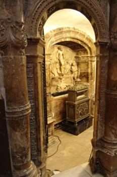 Capilla de San Vicente, Catedral de Valencia