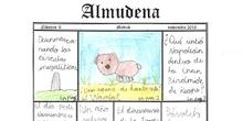 Diario de la Almudena Noviembre de 2018