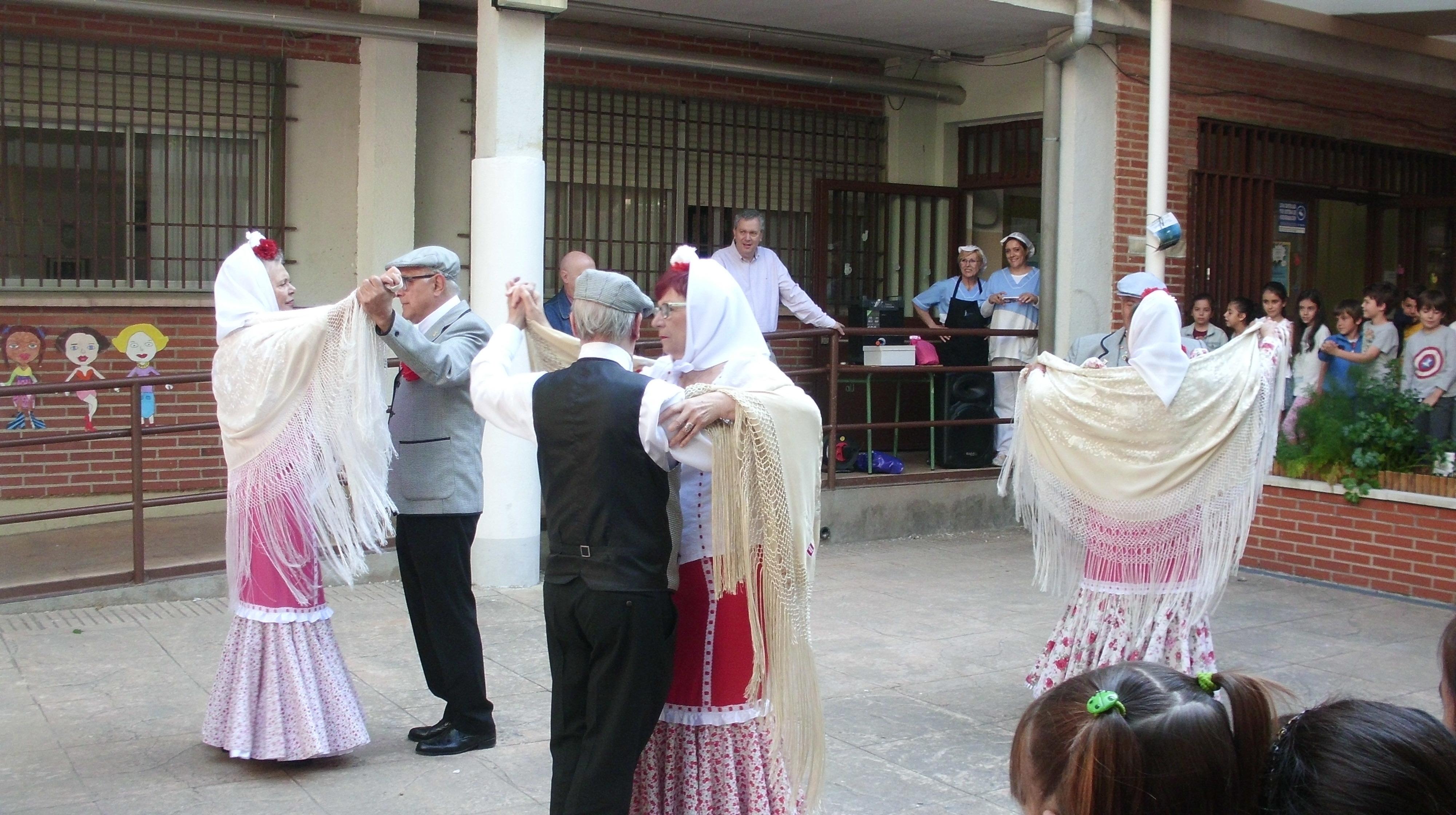 MADRID BAILA . EL HOSTOS VIVE 13