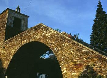 Capilla de la Virgen de las Nieves, Portomarín, Lugo