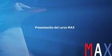 Presentación MAX para curso Tutores CRIF