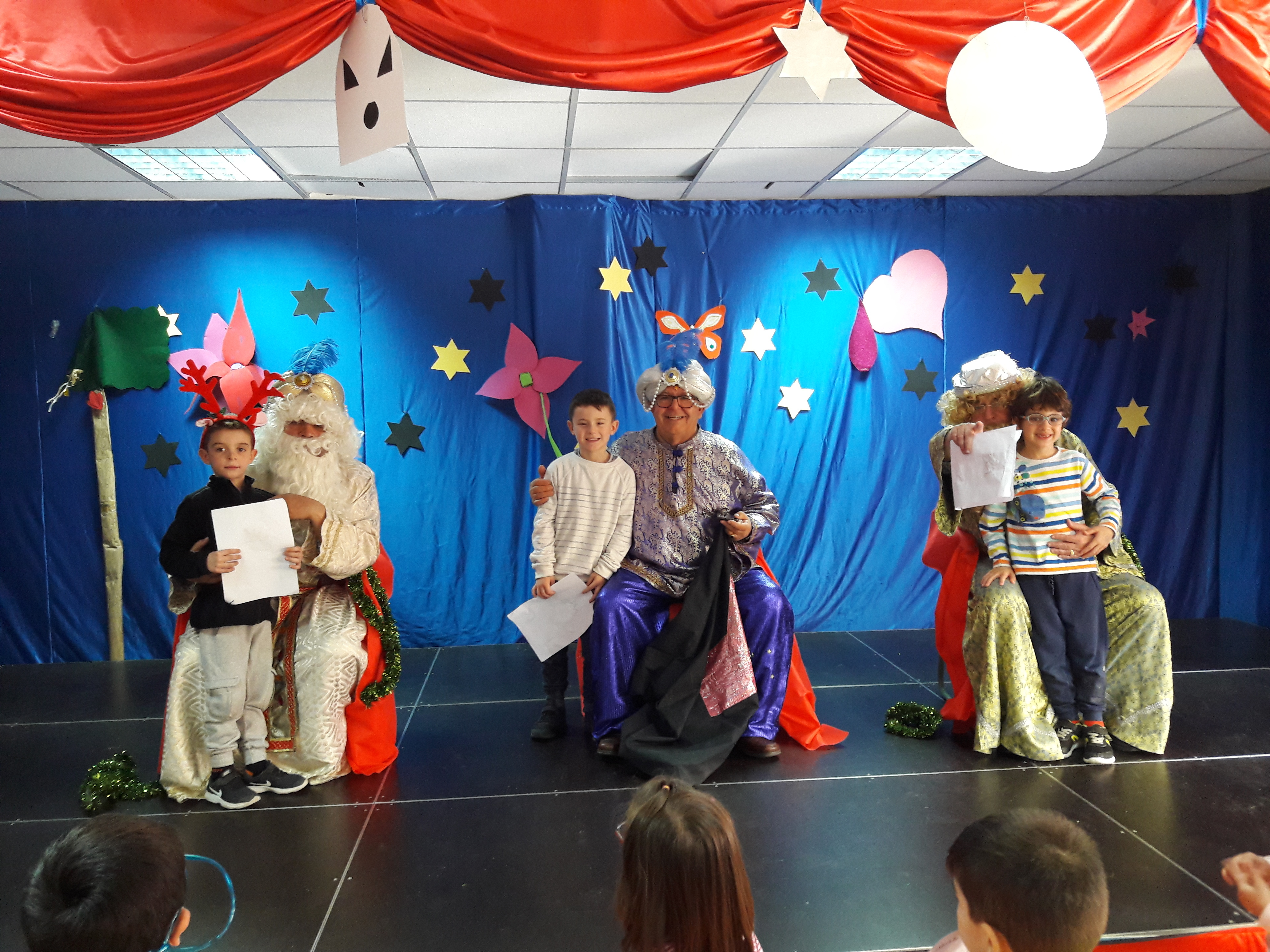 The Three Wise Men come to School 13