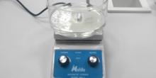 Agitador magnético y calentador