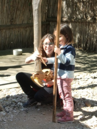 Infantil 4 años en Arqueopinto 2ª parte 32
