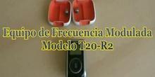 Presentación del Equipo Individual de FM modelo T20R2