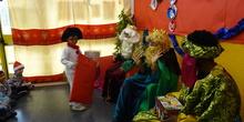 Visita de los Reyes Magos 2. Curso 19-20 13