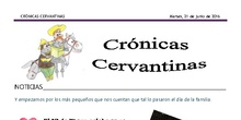 Crónicas Cervantinas - 21 de junio de 2016