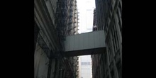 Pasarela entre edificios
