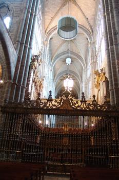 Rejería, Catedral de ávila, Castilla y León