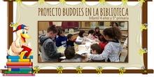 Proyecto Buddies en la biblioteca 4 años y 5º (enero 2018)